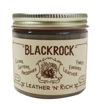 "Blackrock Leather ""N"" Rich"