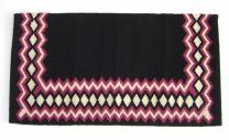Show Blanket - Zwart/Roze