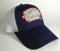 OSWSA 100% Cowboying Cap blue