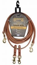 Schutz Brothers Rounded Draw Reins