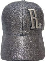 RanchGirls Cap Glitter - Silver Shade