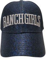 RanchGirls Cap Glitter - Night Blue