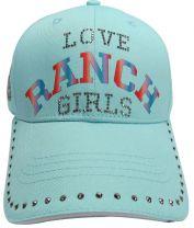 RANCHGIRL LOVE CAP mint