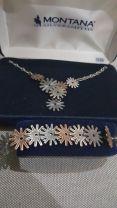 Montana Silversmith Necklace and Bracelet Set