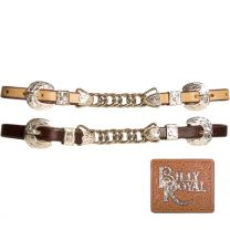 """Billy Royal® 1/2"""" Show Curb with Stainless Steel Chain"""