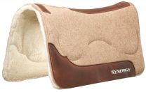 Weaver Synergy® Natural Fit Wool Blend Felt Performance Saddle Pad