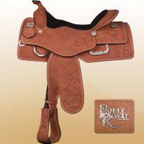 Billy Royal® Panhandle Reiner Saddle