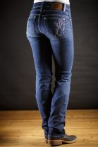 "Old Sorrel Western Riding Jeans ""Annie"""