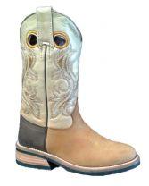 Bull's Eye Round Toe Medium Shaft- Maat 43 - **Laatste Exemplaar**