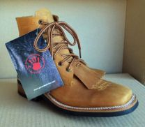 Bull's Eye Lacer Boots
