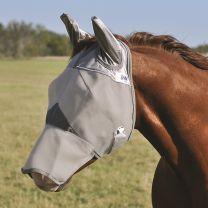 Cashel Crusader Extended Vliegenmasker met oren