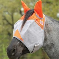 Cashel Crusader Vliegenmasker met Oren - Animal Rescue