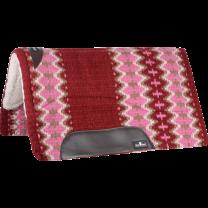 Classic Equine SensorFlex Pad - Wine/Pink