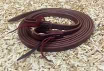 Cattleman's Harness Leather Reins