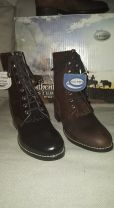 Old West Jeugd Lacer Boots