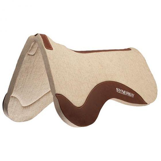 Weaver Synergy® Contoured Merino Wool Felt Performance Pad