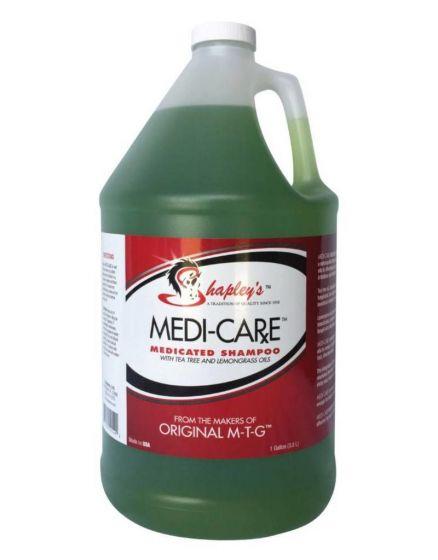 Shapley's MEDI-CARE Medicated Shampoo - 3,7l