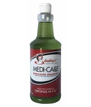 Shapley's MEDI-CARE Medicated Shampoo - 946ml