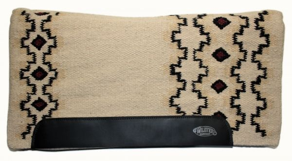 Weaver Flex Contour Wool Felt Show Pad