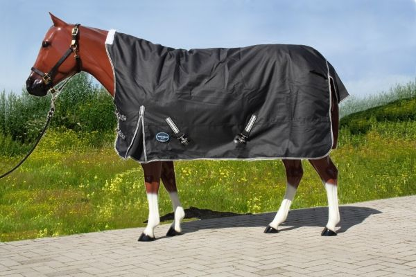 Tough Horse Regendeken - Half Neck - 1680D